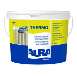Eskaro Aura Luxpro Thermo, 2.5 л
