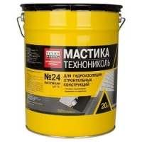 "Мастика гидроизоляционная №24 ""МГТН"" Технониколь, 20 кг"