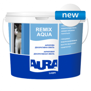 Eskaro Aura Luxpro Remix Aqua TR, 2.5 л