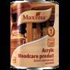 Деревозащитное акриловое средство Maxima тиковое дерево, 0.75 л