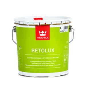 Tikkurila Betolux (Tikkurila Бетолюкс) База C, 2.7 л