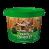 Лазурь для древесины Kompozit COLORTEX красное дерево, 10 л