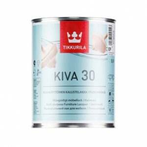 Tikkurila Kiva 70 (Тиккурила Кива 70) Глянцевый, 0.9 л
