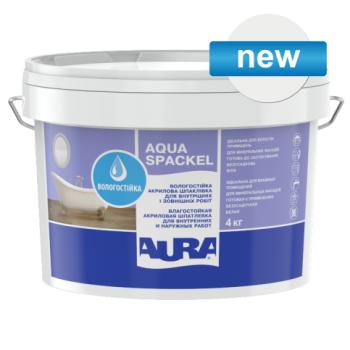 Eskaro Aura Luxpro Aqua Spackel, 4 кг