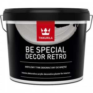 Tikkurila Be Special Decor Retro (Тиккурила Би Спешел Декор Ретро), 14 кг
