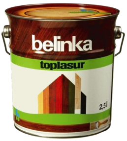 Belinka Toplasur № 16 орех, 2.5 л