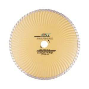 Алмазный диск KT PROFI 230 22,2, Турбоволна