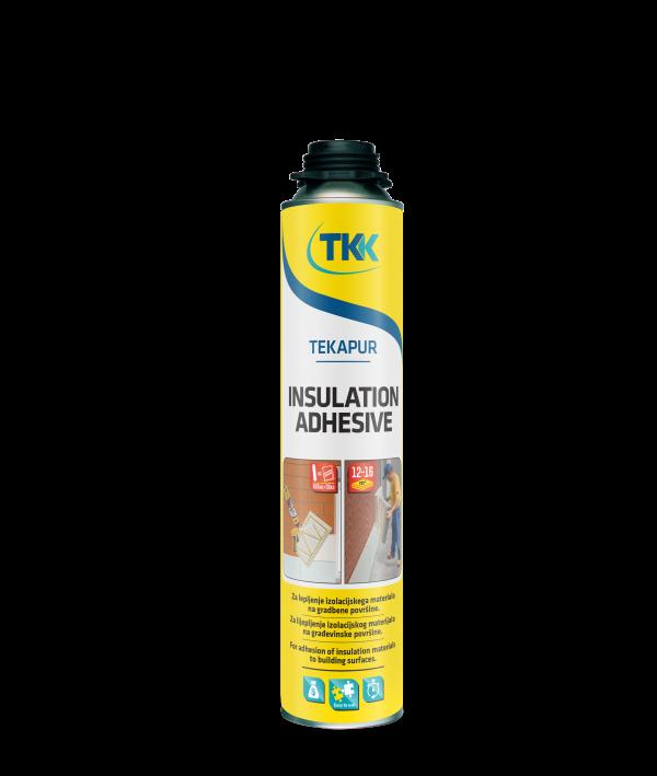 Профессиональная Клей пена TKK Tekapur Insulation Adhesive, 750 мл