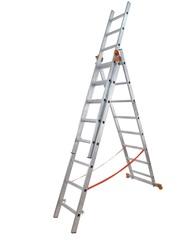 Budfix 01409 Лестница универсальная 3х9