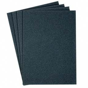 Водостойкая шлифовальная бумага (наждачка) Klingspor PS 8 A (50 шт), Зерно 2500