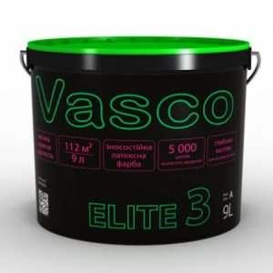 Vasco ELITE 3, 9 л