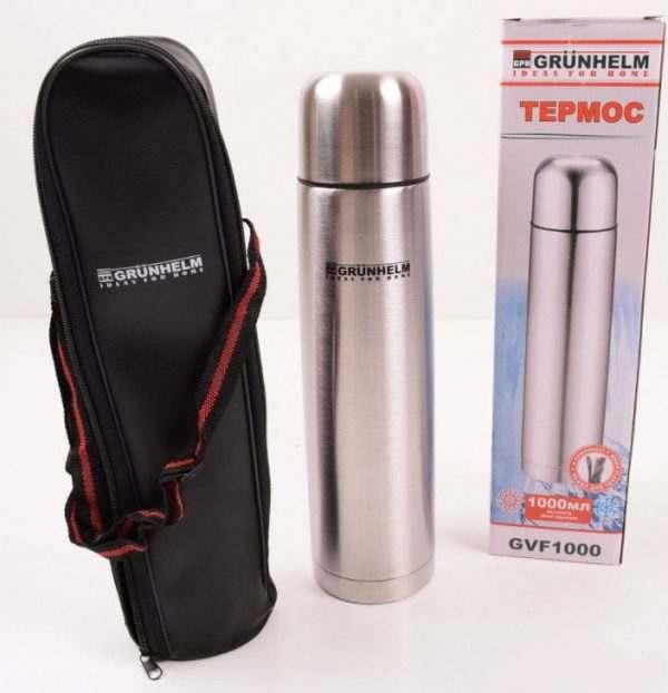 Термос 1000мл GVF1000 (GRUNHELM)