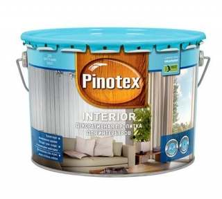 PINOTEX INTERIOR СНЕГ, 10 л