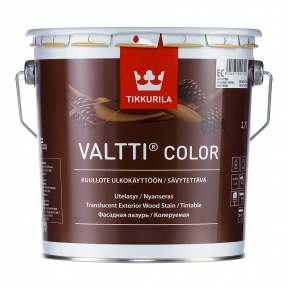 Tikkurila Valtti Color (Тиккурила Валтти Колор) Фасадная лазурь, 2.7 л
