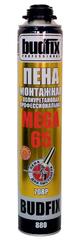 Профессиональная монтажная пена Budfix Mega 65 708 P, 880 мл