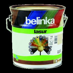 Belinka Lasur № 19 зеленая, 2.5 л