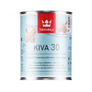 Tikkurila Kiva 30 (Тиккурила Кива 30) Полуматовый, 0.9 л