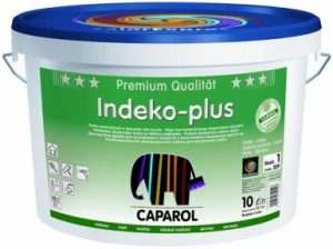Caparol EXL Indeko-Plus XPU B3, 9.4 л