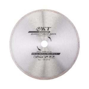Алмазный диск КТ Standart 230 22,2, Плитка