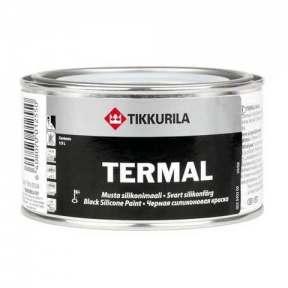 Tikkurila Termal (Тиккурила Термал) Черная, 0.33 л
