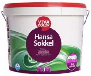 Vivacolor Hansa Sokkel База A, 9 л