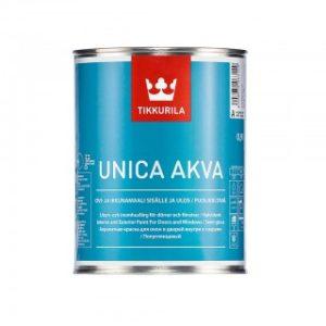 Tikkurila Unica Akva (Уника Аква) База А, 0.9 л