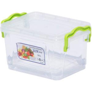 AL-PLASTIK Lux №2 Пищевой контейнер с ручками 0.8 л