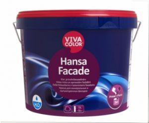 Vivacolor Hansa Facade База LA, 2.7 л