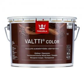 Tikkurila Valtti Color (Тиккурила Валтти Колор) Фасадная лазурь, 9 л