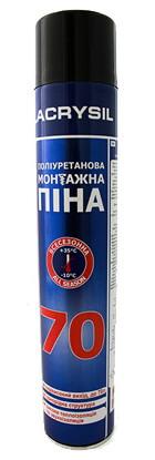 Ручная монтажная пена Lacrysil 70, 850 мл