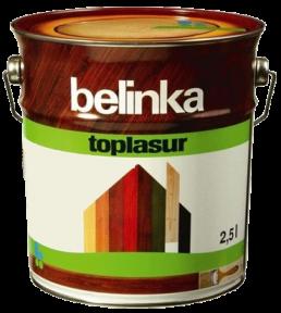 Belinka Toplasur № 72 санториново-синяя, 5 л