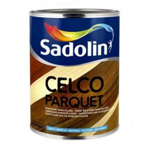 SADOLIN CELCO PARQUET (FLOOR AQUA) глянцевый, 1 л
