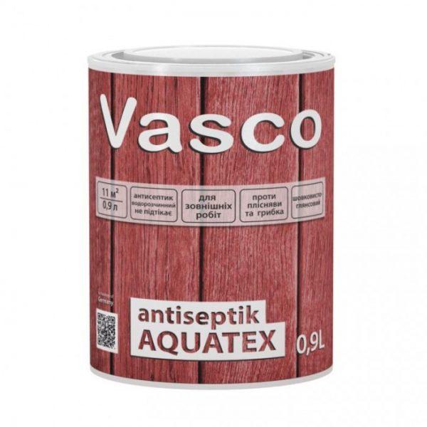 VASCO ANTISEPTIK AQUATEX Прозрачный,  0.9 л