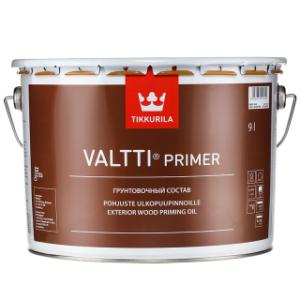 Tikkurila Valtti Pohjuste (Тиккурила Валтти Похъюсте) Грунтовочный состав, 2.7 л