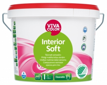 Vivacolor Interior Soft База А, 9 л