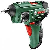 Аккумуляторный шуруповерт Bosch PSR Select, 0603977020