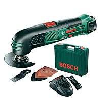 Многофункциональный резак (реноватор) аккум. Bosch PMF 10,8 LI, 0603101925