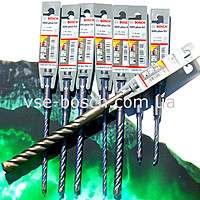 Бур (сверло по бетону) Bosch SDS plus-5X 6.5x100x160. Упаковка 10 шт.