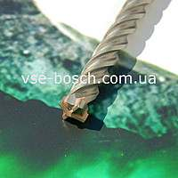 Бур (сверло по бетону) Bosch SDS plus-5X 3шт Набор 6/8/10мм.