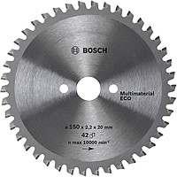 Циркулярный диск Bosch 254x30x96 Multi ECO