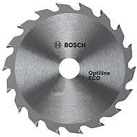 Циркулярный диск Bosch 190×20/16 48 Optiline ECO