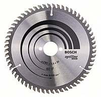 Циркулярный диск Bosch 190×30 60 Optiline