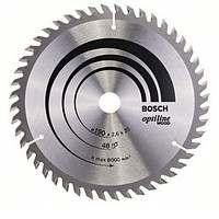 Циркулярный диск Bosch 190×20 48 Optiline