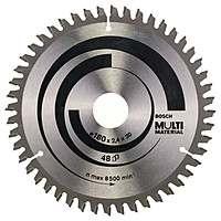 Циркулярный диск Bosch 216x30x2,5 60 Multi Material