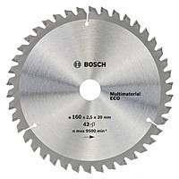 Циркулярный диск Bosch 160Х20 24 Optiline