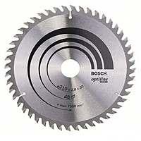 Циркулярный диск Bosch 210×30 48 Optiline