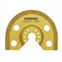 Круг для удаления остатка раствора 1.6 мм Dremel