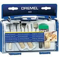 Набор для чистки/полировки 20шт, 684 Dremel
