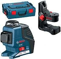 Линейный лазерный нивелир Bosch GLL 2-80 P 1 BM1 (новый) в L-Boxx, 0601063208