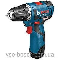 Аккумуляторный шуруповерт Bosch GSR 10,8 V-EC, 06019D4000